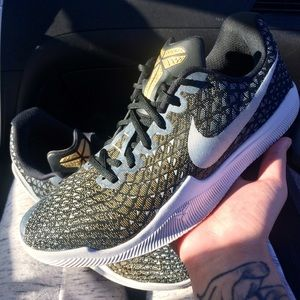Nike Air Kobe mentality 3 (mamba instinct)